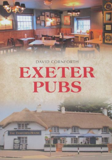 Exeter Pubs, by David Cornforth
